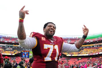 Redskins & 49ers Make Trent Williams Trade Official