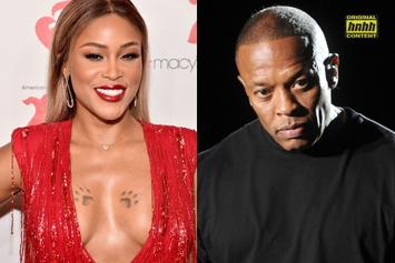 Eve & Dr. Dre Forged The Ruff Ryders & Aftermath Alliance