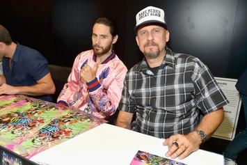 """Suicide Squad"" Director David Ayer's ""Heart Breaks"" For Jared Leto's Joker"
