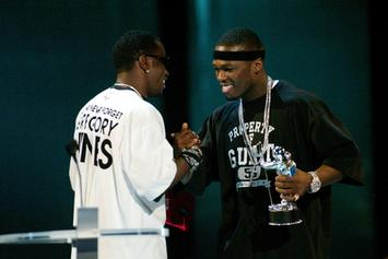 """50 Cent Tells Diddy To Pay Up: """"[Southwest T] Want His Money"""""""