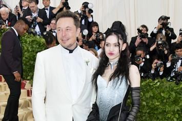 Elon Musk Corrects Grimes On The Meaning Of Their Son's Name