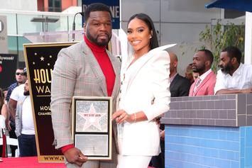 50 Cent's Girlfriend Shares New Couple Photo