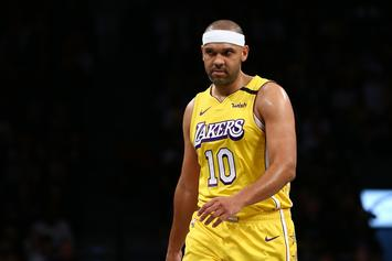 Jared Dudley Reveals When NBA Season Could Potentially End