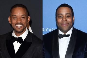 "Will Smith, Kenan Thompson To Star In Humorous Father's Day Documentary ""Dads"""