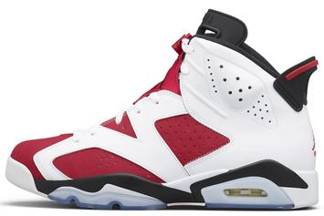 "Air Jordan 6 ""Carmine"" Receives New Release Information"