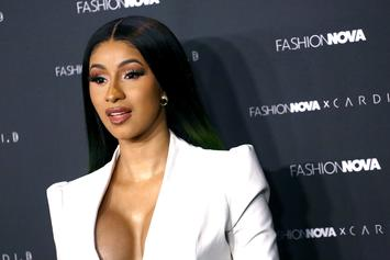 Cardi B Blasts Twitter User Who Claims Rapper's Father Went To Prison For Rape