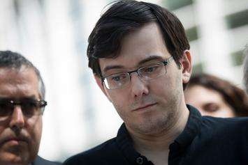 Martin Shkreli Denied Request To Be Released To Find COVID-19 Cure