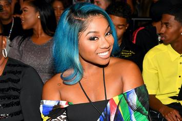 "Reginae Carter Denies ""Not Fitting In"" With Taina Williams & Lori Harvey"