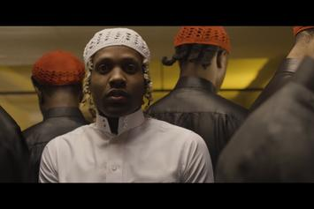 """Lil Durk Releases Powerful Visuals For """"Street Prayer"""""""