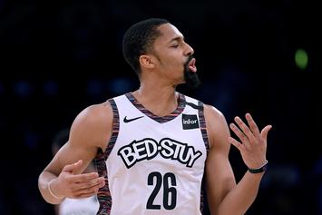 Spencer Dinwiddie Appears To Reveal When NBA Will Return
