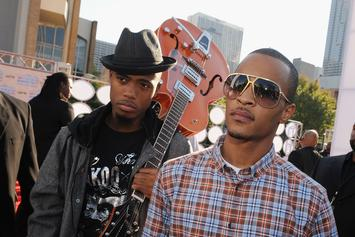T.I. & B.o.B Rumoured To Be Working On A Joint Album