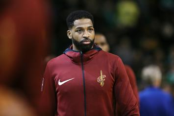 Tristan Thompson Photo Compared To Pic Of Child A Woman Says He Fathered