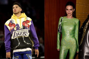 Kendall Jenner Spotted Out With Devin Booker Fueling Relationship Rumors Again