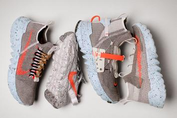 Nike Unveils Space Hippie Collection Made Entirely Of Trash