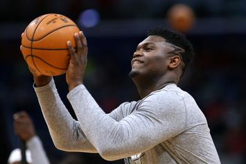 NBA Reportedly Pushing For Zion Williamson-Friendly Playoff Format