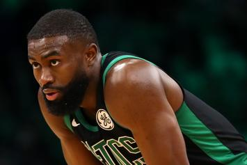 Jaylen Brown Drives From Boston To Atlanta To Join Protests