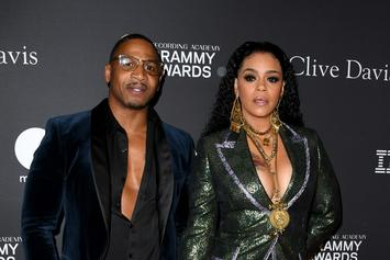 Faith Evans Arrested For Domestic Violence After Allegedly Attacking Stevie J