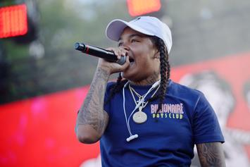 Young M.A. Helps Atlanta Fan Who Got Stopped By Police