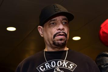 "Ice-T Appalled By Donald Trump's ""Law And Order"" Tweet"