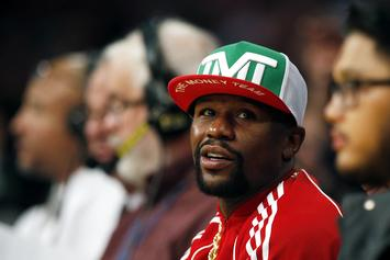 Floyd Mayweather Provides Generous Offer To George Floyd's Family