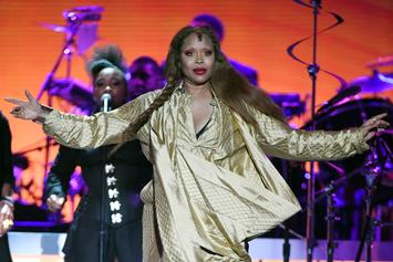 "Erykah Badu Urges Protesters To ""Fall Back"": ""We Are Out Gunned"""