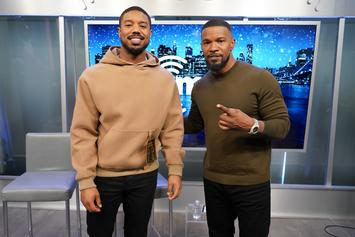 """Michael B. Jordan & Jamie Foxx's """"Just Mercy"""" Free To Rent As A Show Of Protest Support"""