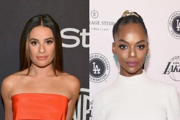 """Lea Michele Apologizes To """"Glee"""" Actress Samantha Ware Amid Controversy"""