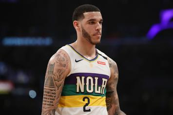 Lonzo Ball Releases Song In Support Of George Floyd