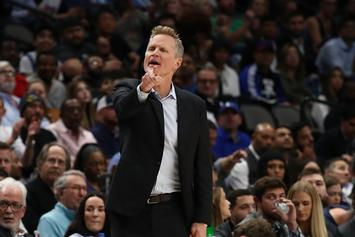 Steve Kerr Tears Donald Trump Apart Over His Divisiveness