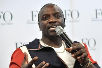 Akon Gets Reamed Out By Fans For Collaborating With 6ix9ine