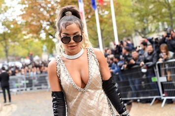 Rita Ora Deletes & Reposts Sexy Gym Selfie After Photoshop Fail
