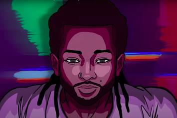 "PARTYNEXTDOOR Shares Animated Visuals For ""Savage Anthem"""