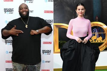 Killer Mike Takes Over Selena Gomez's Instagram Account