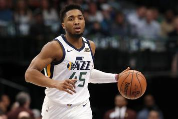 Donovan Mitchell Refutes Report That He's Opposed To NBA Restart