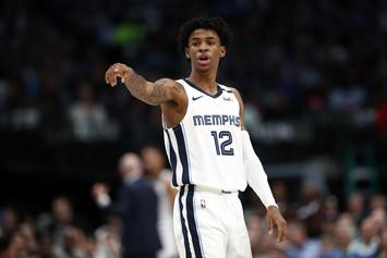 Ja Morant Advocates For Dismantling Confederate Statue In Kentucky