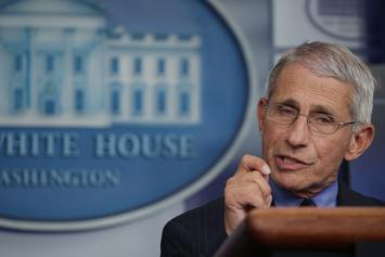 "Dr. Anthony Fauci Praises NBA Return Strategy As ""Quite Creative"""