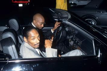 Snoop Dogg Wishes 2Pac A Happy 49th Birthday