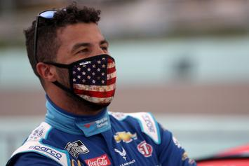 NASCAR Confirms Noose Found In Bubba Wallace's Garage