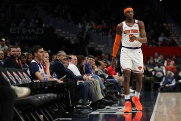 New York Knicks Interview New Head Coach Candidate