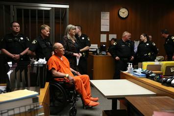 Retired Cop Known As Golden State Killer Pleads Guilty To 13 Murder Charges & More