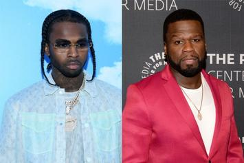 "50 Cent Trashes Virgil Abloh's Pop Smoke Album Cover: ""Eww"""