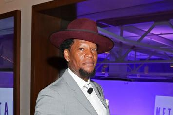 D.L. Hughley Unknowingly Spread COVID-19 To His Entire Team