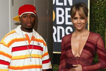 50 Cent Unsure If He's Still Attracted To Halle Berry After Trans Film Drama