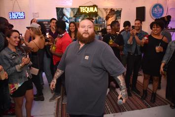"Action Bronson Shows Off 80-Pound Weight Loss: ""I Deserve To Have A Hot Bod"""