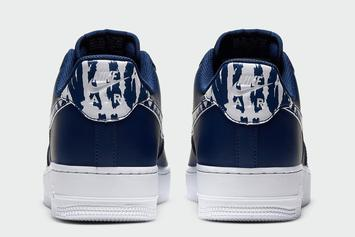 """Nike Air Force 1 Low """"Navy Camo"""" Coming Soon: Photos"""