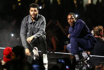 """Kendrick Lamar & The Weeknd Are Cleared After Rock Band Drops """"Black Panther"""" Lawsuit"""