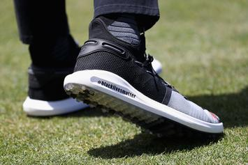 Steph Curry Tributes Breonna Taylor & BLM With Special Golf Shoes