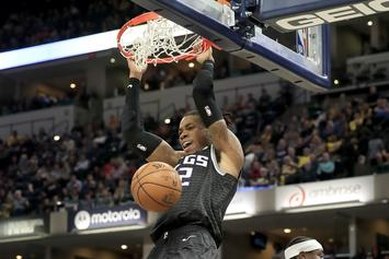 Kings' Richaun Holmes Crosses NBA Bubble Border & Gets Roasted