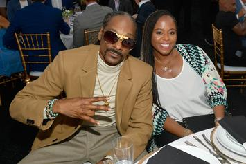 """Snoop Dogg Apologizes To Wife For """"F*ckin' 'Round With That Lame B*tch"""""""