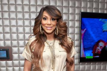 "Tamar Braxton Blasted WeTV In Letter, Called Herself A ""Slave"" In Text: Report"